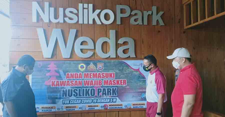 Kwm Tempat Wisata Nusliko Park Dilaunching Fajarmalut Com